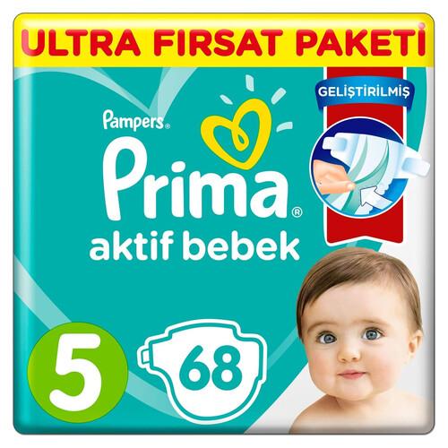 Prıma Actıve Ultra Fırsat Paketi Junıor 68 Li