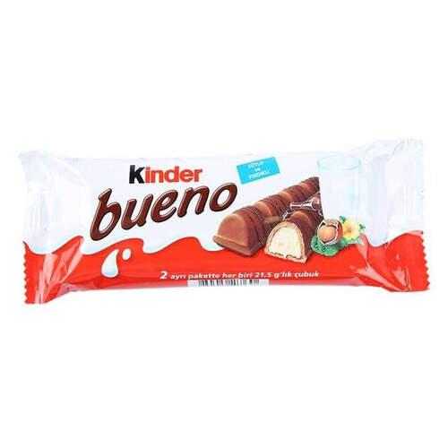 Kinder Bueno Çikolata 43 Gr.