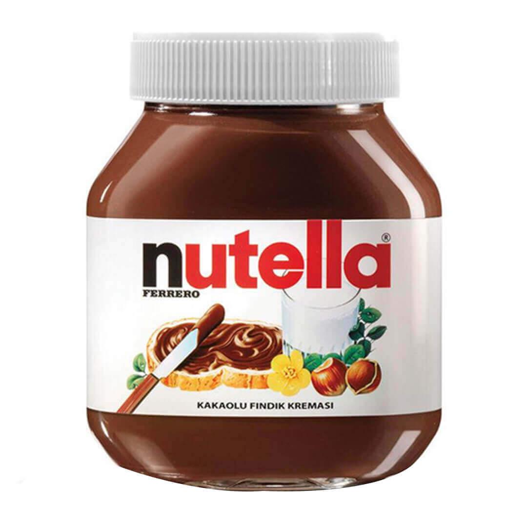 Nutella Kakaolu Fındık Kreması 750 Gr.