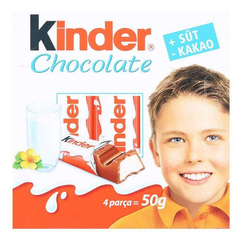 Kinder Çikolata 50 Gr.