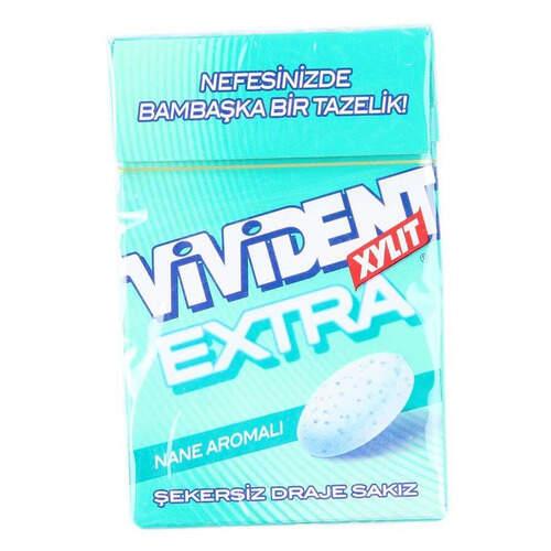 Vivident Extra Nane Aromalı 23 Gr.