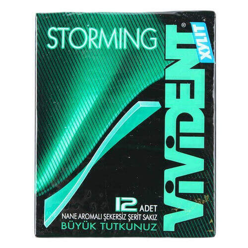 Vivident Storming Nane Aromalı 33 Gr.