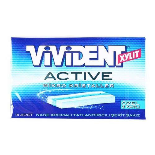 Vivident Active 3 Kat Sakız