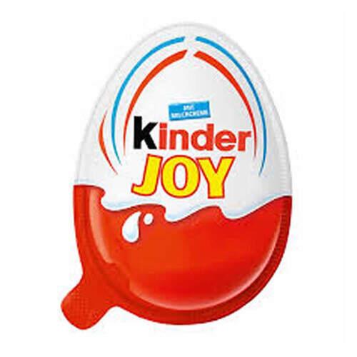 Kinder Joy Yumurta (erkek) 20 Gr.