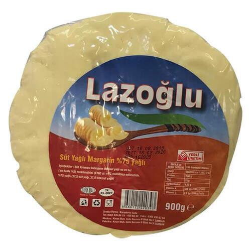 Lazoğlu Yemeklik Yağ 900gr.