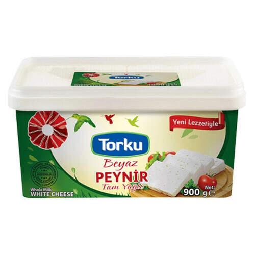 Torku Tam Yağlı Beyaz Peynir 900 Gr.