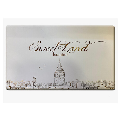 Sweet Land Sutlu Madlen Cıkolata 420 Gr.