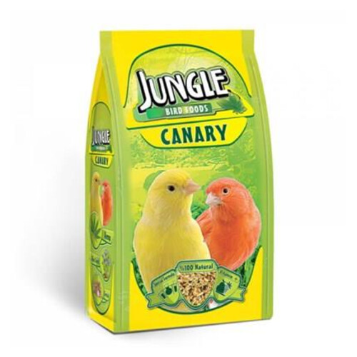 Jungle Kanarya Yemı 400 Gr
