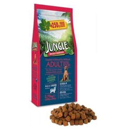 Jungle 2,5 Kg Kuzu Etlı Yavru Köpek Maması