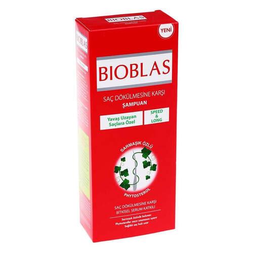 Bioblas Saç Uzatan Şampuan 400 Ml.