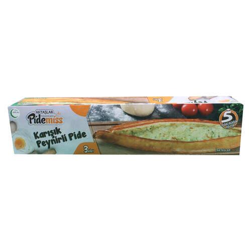 Pidemiss Karışık Peynirli Pide 3,125 Gr.