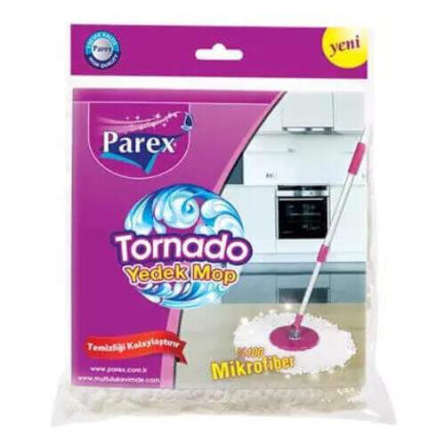 Parex Tornado Yedek Mop 1+1
