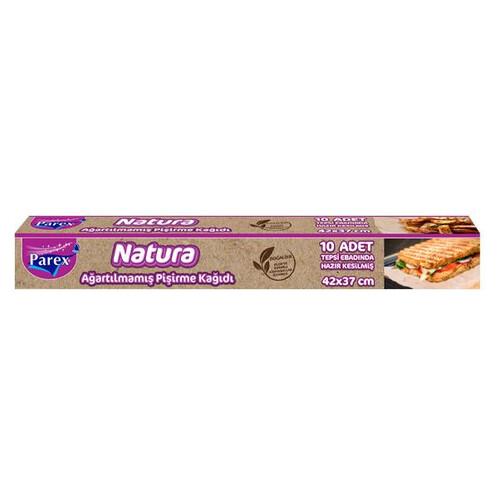 Parex Natura Pişirme Kağıdı 10lu