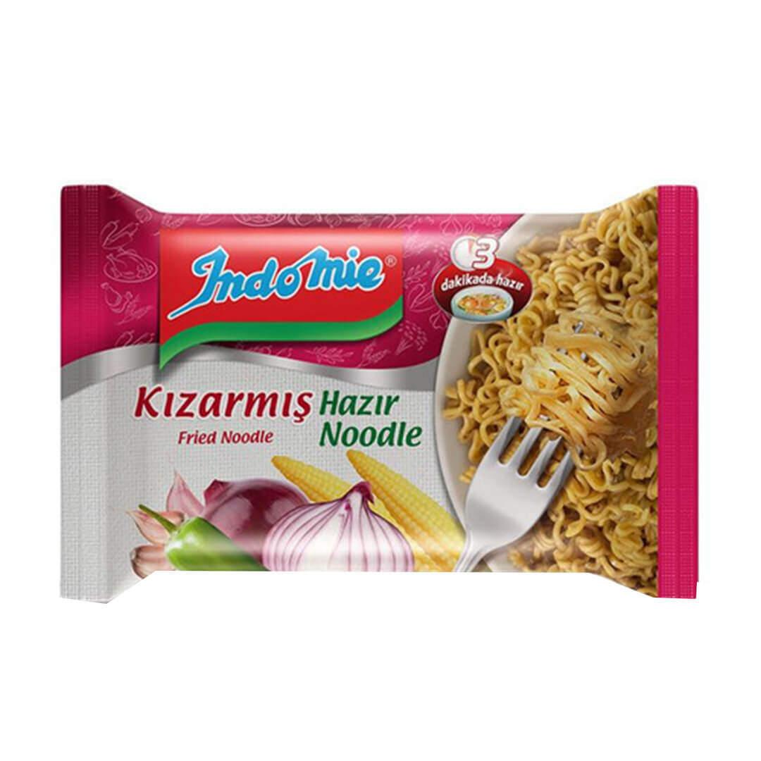 İndo Mie Paket Kızarmış Soya Soslu Noodle 80 Gr.