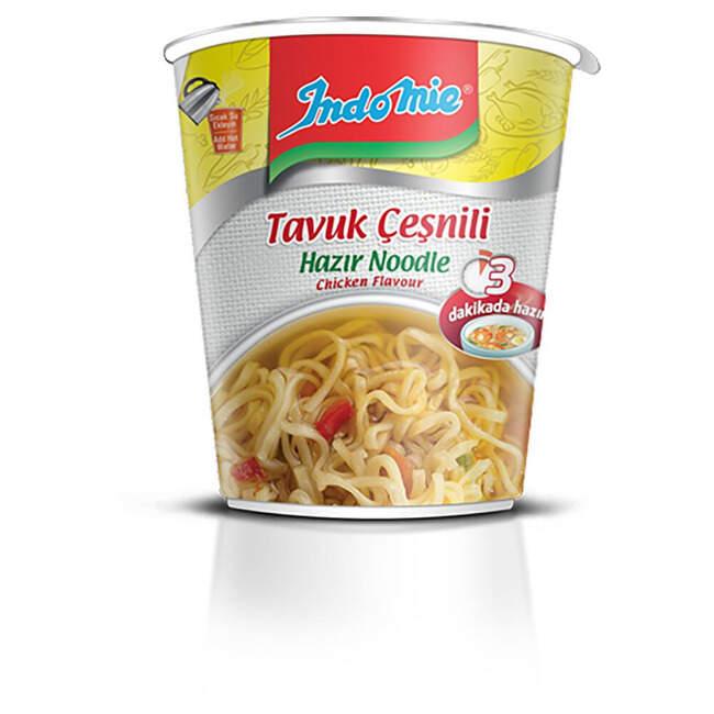 Indo Mıe Bardak Tavuklu Noodle 60gr