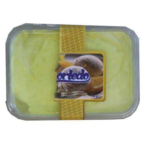 Orledo Dondurma Limon 250 Gr.