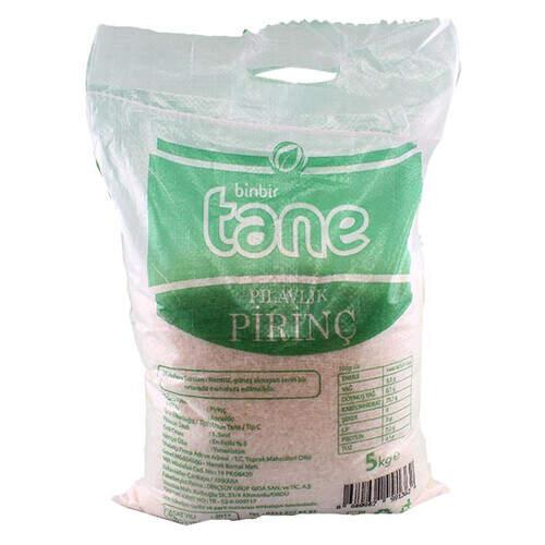 Binbir Tane Pilavlık Pirinç 5 Kg.