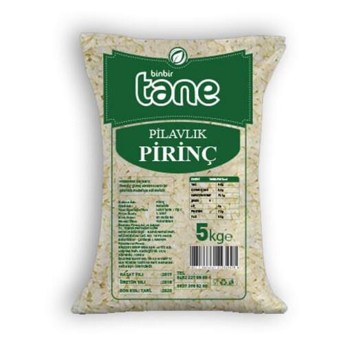 Binbir Tane Pirinç 5 Kg Pirinç