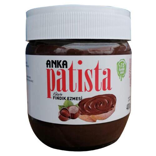 Anka Patısta Kakaolu Fındık Kreması 400gr