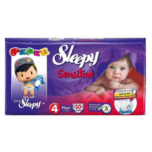 Sleepy Jumbo Maxi 7-14 Kg. 30'lu
