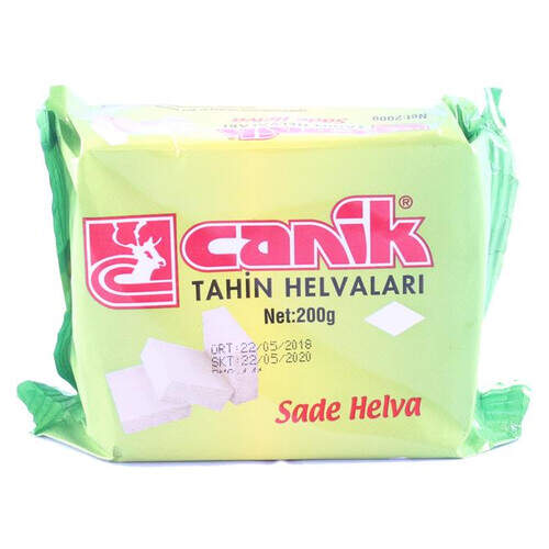 Canik Sade Helva 200 Gr.