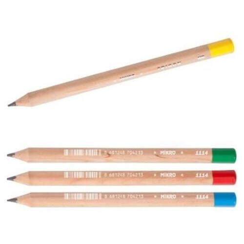 Mikro Trigon Kurşun Kalem