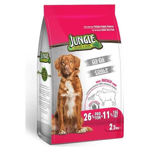 Jungle 2,5 Kg Kuzu Etlı Yetışkın Köpek Maması