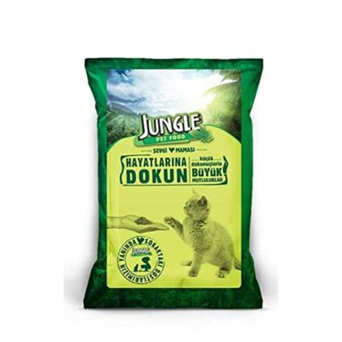 Jungle Sevgi Maması Kedi 100 Gr.