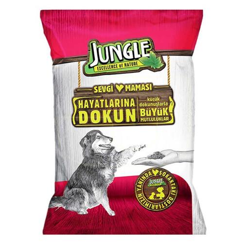 Jungle Sevgı Maması Köpek 125 Gr