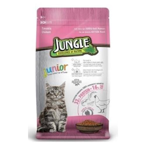 Jungle 500 G Yavru Kedı Maması Tavuklu