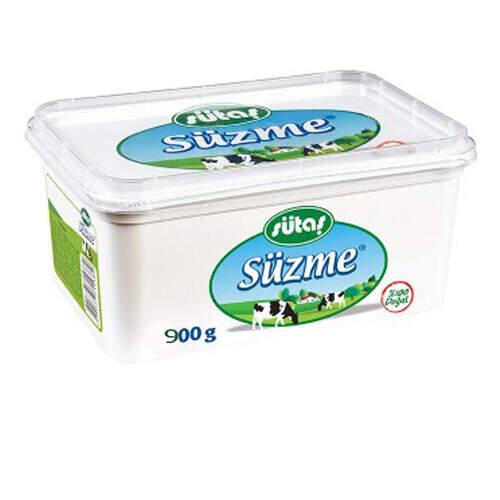 Sütas Süzme Peynir 900 Gr.
