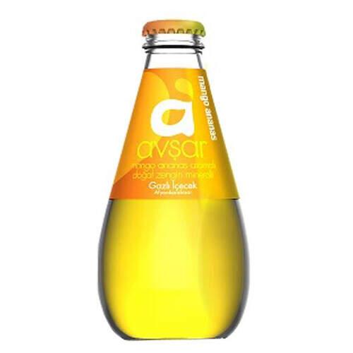 Avsar Maden Suyu Mango Ananas 200 Ml