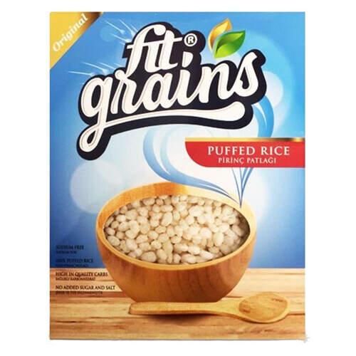 Fit Grains Pirinç Patlağı 300 Gr.