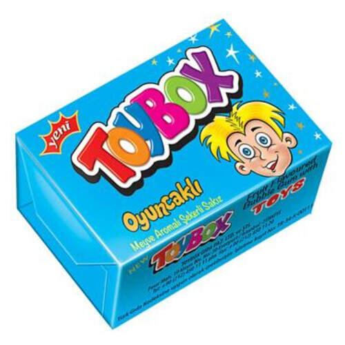 Toybox Oyuncaklı Sakız 5gr.