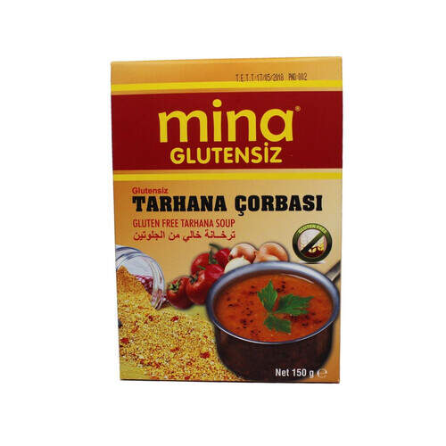 Mina Glutensiz Tarhana 150 Gr.