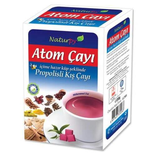 Naturpy Küp Çay 150 Gr. Atom