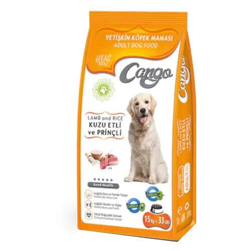 Cango Köpek Maması Kuzu Etli&pirinçli 15 Kg.