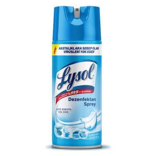 Lysol Crıps Lımon Sprey Dezenfektan 400 Ml