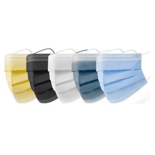 Maske 5 Adet Renklı