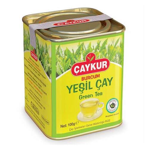 Çaykur Burcum Yeşil Çay 100 Gr.