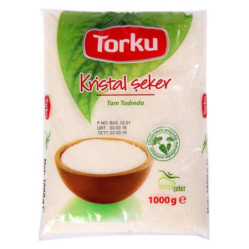 Torku Toz Şeker 1 Kg.