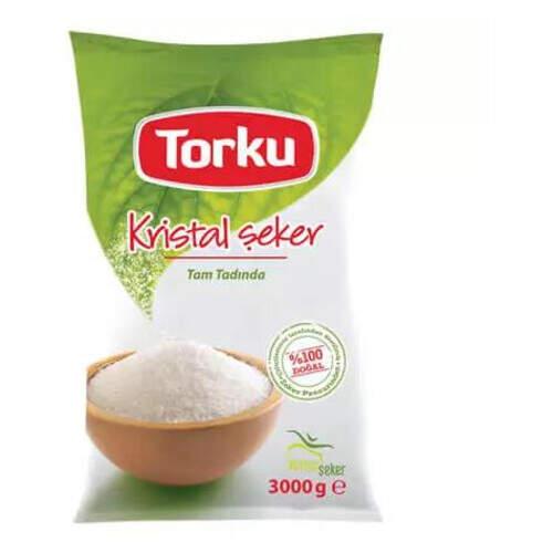 Torku Toz Şeker 3 Kg.