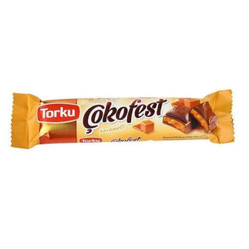 Torku Karamel Çokofest 34 Gr.