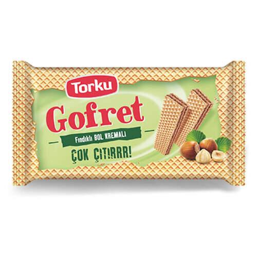 Torku Fındık Kremalı Gofret 40 Gr.