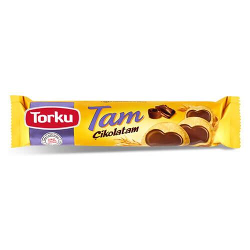 Torku Tam Çikolatam Bisküvi 83 Gr.