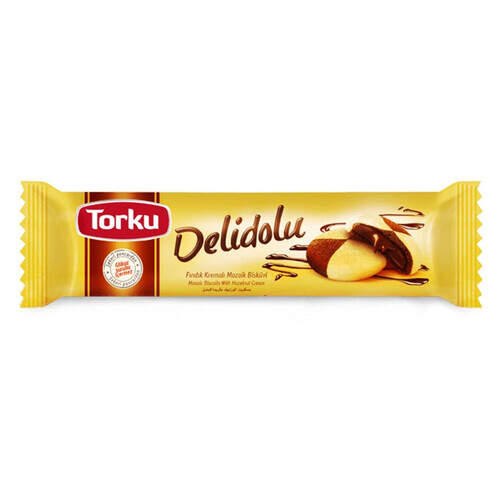 Torku Kakao Kremalı Deli Dolu 100 Gr.