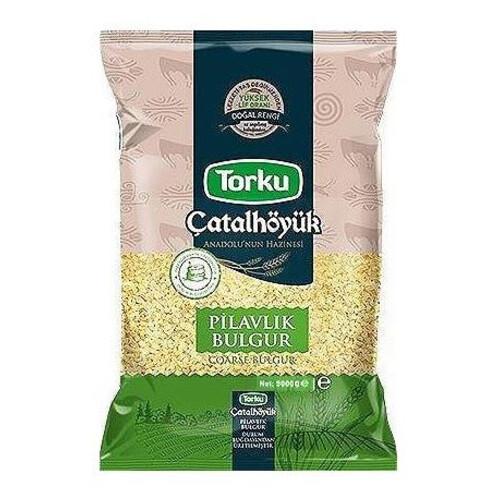 Torku Çatalhöyük Pilavlık Bulgur 5kg.