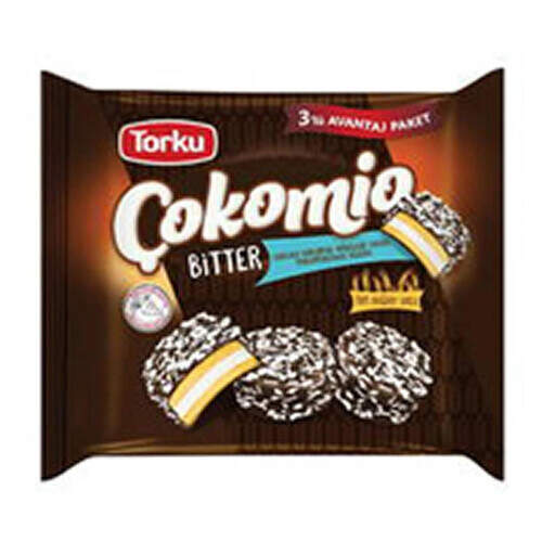 Torku Sütlü Çokomio 3x77 Gr.