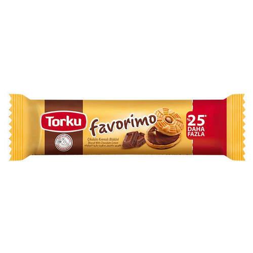 Torku Favorimo Çikolatalı Bisküvi 76 Gr.