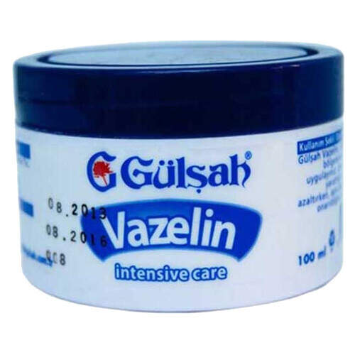 Gülşah Vazelin İntensive Care 100 Ml.